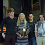 LA Class of 2018 dominates Faculty Shield Competition