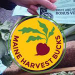 Farmers Market Offers Maine Harvest Bucks