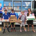 CLC Y, Hannaford to Host Food Drive