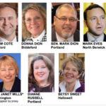 Gubernatorial Candidates to Appear at Damariscotta Forum