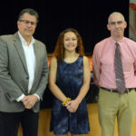 LA's Hannah Workman Honored for Achievements in Wrestling