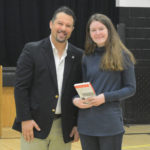 Lincoln Academy Juniors Recognized with Book Awards
