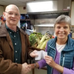 J. Edward Knight Donates to Food Pantries