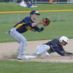Lincoln baseball defend Eagles nest
