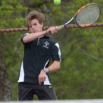 Lincoln boys tennis KVAC runner-ups