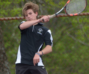 """<span class=""""entry-title-primary"""">Lincoln boys tennis KVAC runner-ups</span> <span class=""""entry-subtitle"""">Waterville 3 - Lincoln 2</span>"""