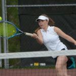Lady Eagle tennis 11-0