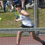 Lady Eagles clip Spruce Mountain