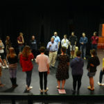 Lincolnaires Study Vocal Technique at Choral Workshop