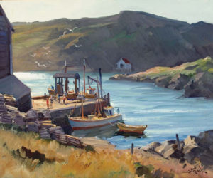 Monhegan Art Museum Celebrates 50th Anniversary