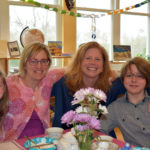 Montessori Children Host Mother's Day Tea