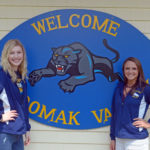 Two Medomak Seniors to Cheer for Division I Rivals