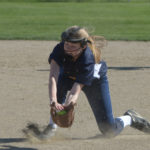Medomak softball rally over Belfast