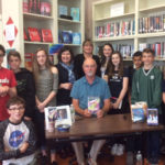 Nobleboro Students at Books and Brunch