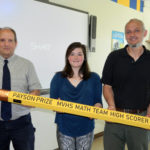 Math Whiz Keene Wins Payson Prize