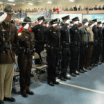 Bosse, Fisher Graduate from Police Academy