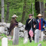 Memorial Day Service at Pownalborough Court House