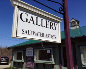 Saltwater Gallery Opens Memorial Day Weekend