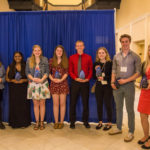 Senator and Students Honored at Inclusion Ceremony
