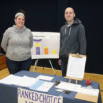 Ranked-Choice Voting Presentation on May 16