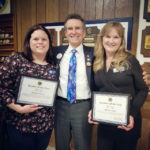 Whitefield Lions Club Receives Awards