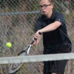Wiscasset boys tennis pick up first win