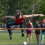 Grace Webber sets two Wiscasset records