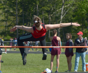 """<span class=""""entry-title-primary"""">Grace Webber sets two Wiscasset records</span> <span class=""""entry-subtitle"""">MVC championships at Lisbon</span>"""
