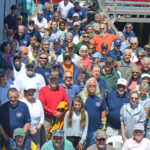 Local Fishermen Treat Veterans to Cruise in Boothbay Harbor