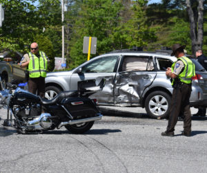 Collision Causes Serious Injuries on Route 1 in Damariscotta