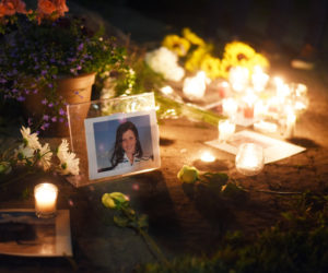 At Vigil, Friends Remember Isabelle Manahan as Creative and Kind
