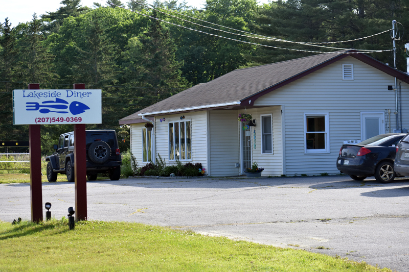 Lakeside Diner is now open on Route 126 in Jefferson, in the building previously home to the Upper Crust Bakery and Cafe. (Alexander Violo photo)