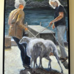 Review: Harlow Show at Island Inn Captures Intimacy of Monhegan Life