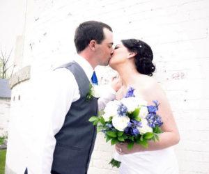 Suydam-Grover Wedding