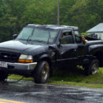Rollover on Winslows Mills Road Sends Two to Hospital