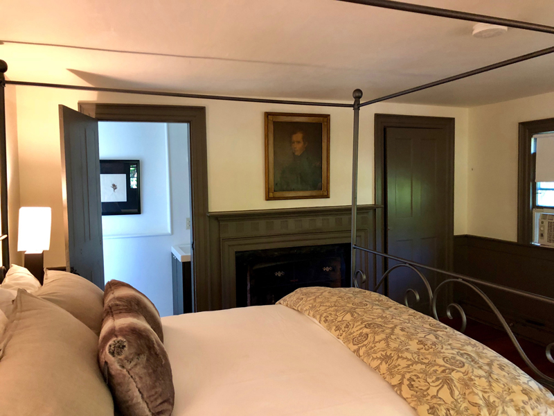 The 11 Bedrooms At The Squire Tarbox Inn Have Fresh Paint, New Furniture,  And