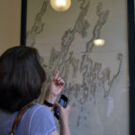 1772 Map Finds Home at Westport Island's Historic Town Hall