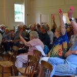 Westport Island Votes to Appeal Decision in Baker Road Suit