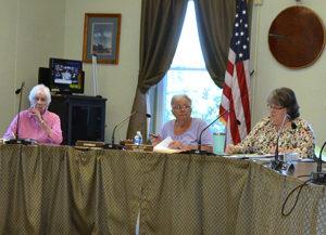Wiscasset Selectmen Accept Three Resignations