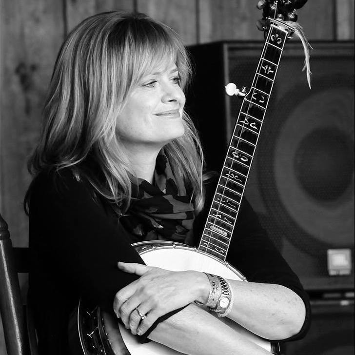 Banjoist extraordinaire Alison Brown.