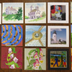 River Arts 6-by-6-Inch Artwork Fundraiser