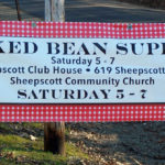 Baked Bean Supper at Sheepscot Clubhouse
