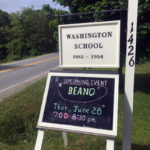 Beano at Washington Schoolhouse