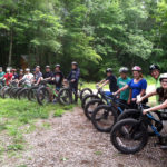 Midcoast Conservancy Offers Mountain Bike Camps