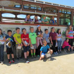 Bristol Fifth-Graders Learn History on Trolley Tour