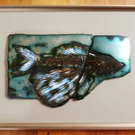 Corwin's Enamels at Bristol Area Library