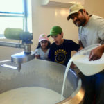 Dairy magic at Pumpkin Vine Family Farm