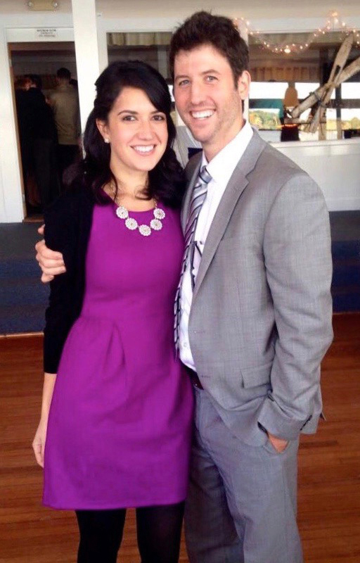 Jacqueline Choudhari and Jeffrey Sprague