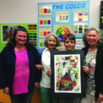 Fifth-Grade Artist Sells Work at Wiscasset Gallery