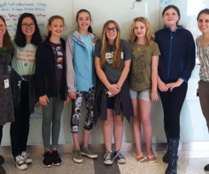 Girls Who Code Club Completes Inaugural Year